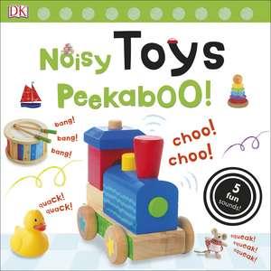 Noisy Toys Peekaboo! imagine