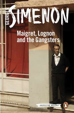 Maigret, Lognon and the Gangsters imagine