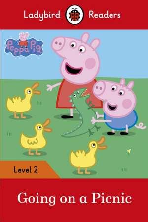 Peppa Pig: Going on a Picnic – Ladybird Readers Level 2 de Ladybird