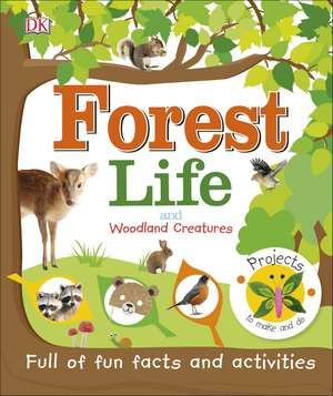 Forest Life and Woodland Creatures imagine