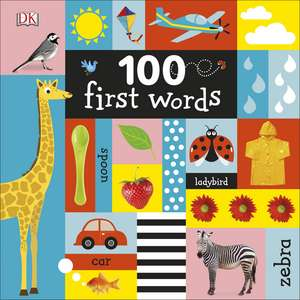 100 First Words de DK