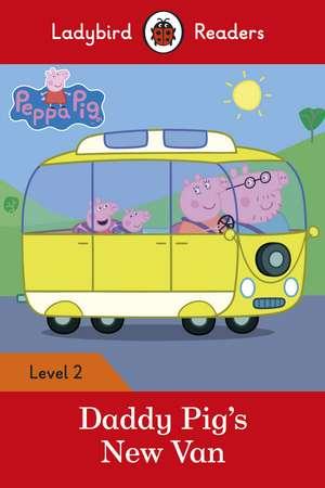Peppa Pig: Daddy Pig's New Van - Ladybird Readers Level 2