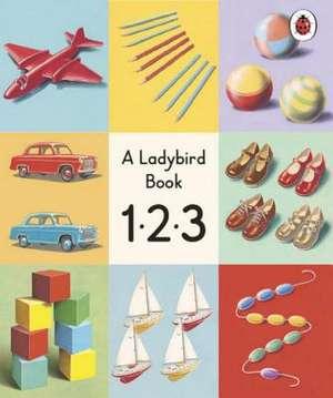 A Ladybird Book: 123