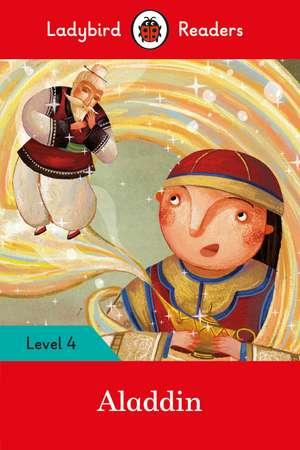 Aladdin - Ladybird Readers Level 4 de Ladybird