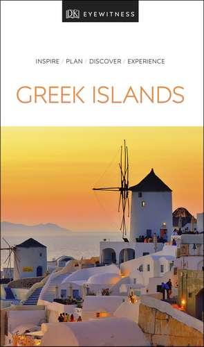 DK Eyewitness Travel Guide Greek Islands de DK Travel