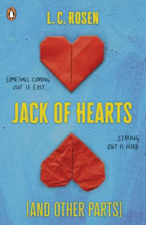 Jack of Hearts (And Other Parts) de L. C. Rosen