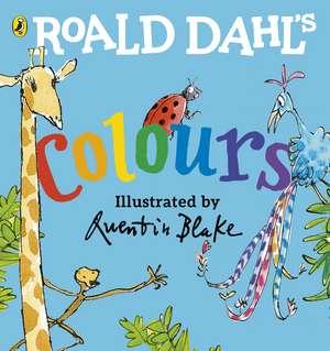 Roald Dahl's Colours de Roald Dahl