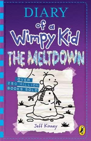 Diary of a Wimpy Kid: The Meltdown (Book 13) de Jeff Kinney