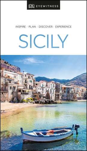 DK Eyewitness Sicily imagine