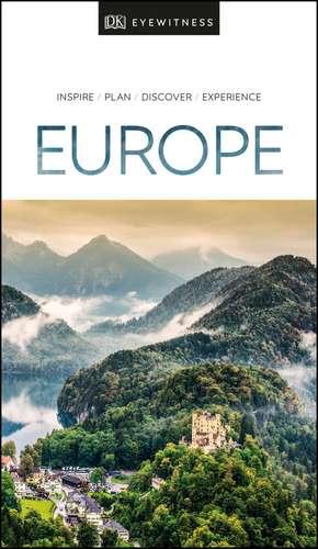 DK Eyewitness Europe imagine