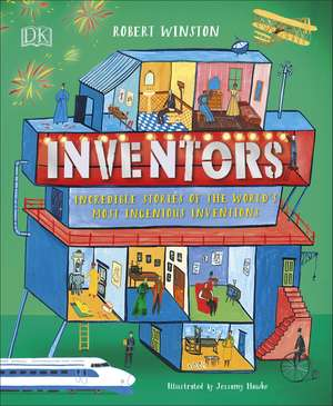 Inventors imagine