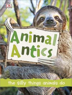 Animal Antics de DK