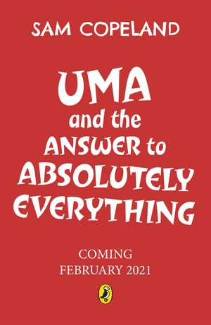 Uma and the Answer to Absolutely Everything imagine