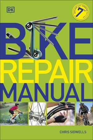 Bike Repair Manual imagine