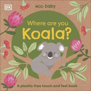 Eco Baby Where Are You Koala? imagine