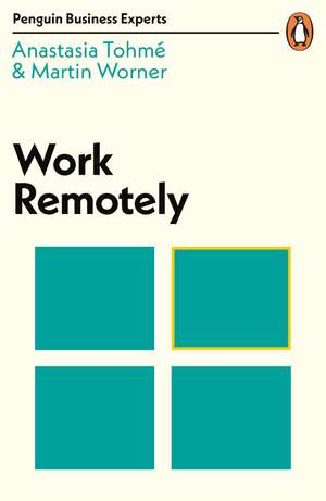 Work Remotely de Anastasia Tohmé