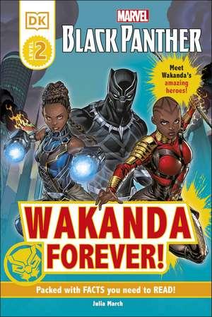 Marvel Black Panther Wakanda Forever! imagine