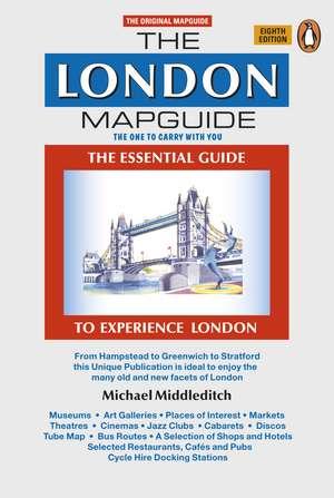 The London Mapguide (8th Edition) imagine