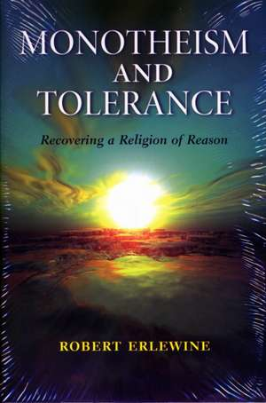 Monotheism and Tolerance