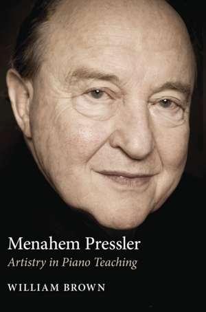 Menahem Pressler imagine