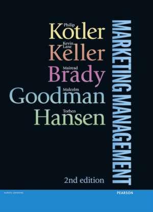 Euro Marketing Management de Philip Kotler