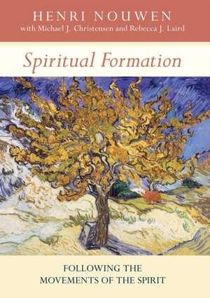 Spiritual Formation imagine