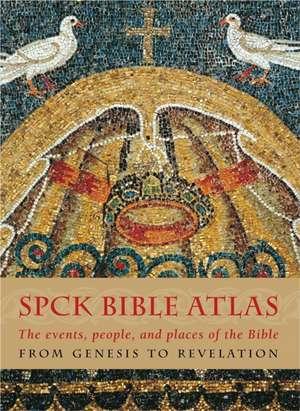 The SPCK Bible Atlas de Barry J. Beitzel