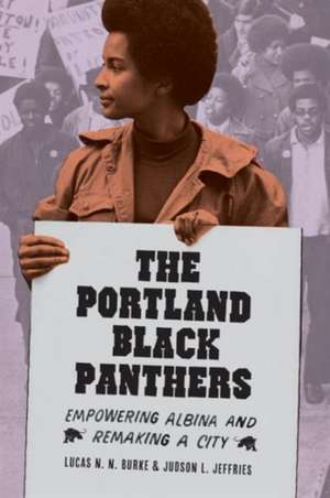 The Portland Black Panthers imagine