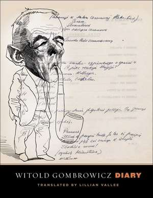 Diary de Witold Gombrowicz