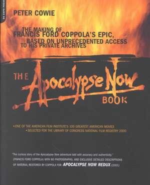 The Apocalypse Now Book de Peter Cowie