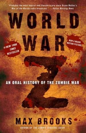 World War Z de Max Brooks