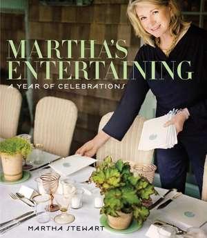 Martha's Entertaining de Martha Stewart