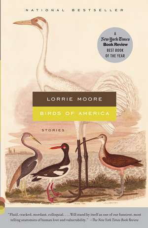 Birds of America:  Stories de Lorrie Moore