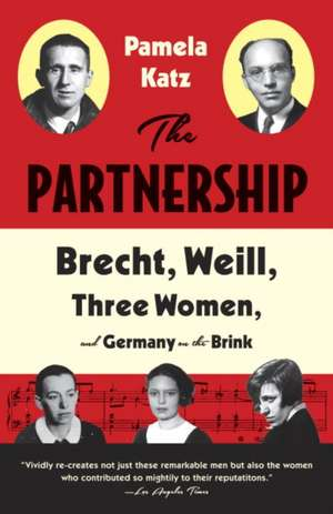 The Partnership de Pamela Katz