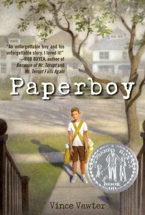 Paperboy de Vince Vawter