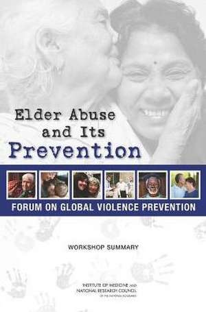 Elder Abuse and Its Prevention