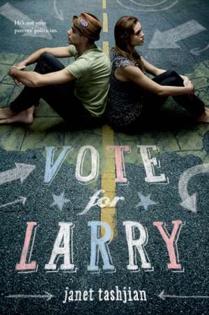 Vote for Larry de Janet Tashjian