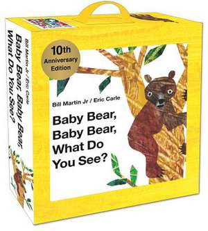 Baby Bear, Baby Bear, What Do You See? de Paul R. Martin