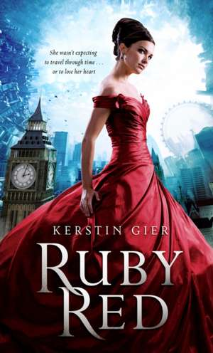 Ruby Red de Kerstin Gier