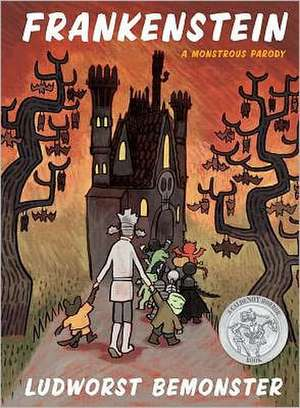 Frankenstein de Rick Walton