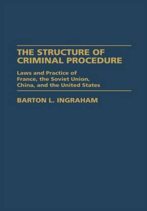 Structure of Criminal Procedure imagine