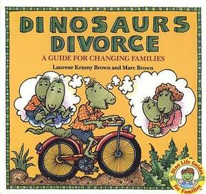 Dinosaurs Divorce de Marc Brown