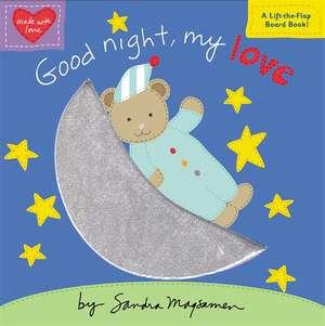 Good Night, My Love de Sandra Magsamen