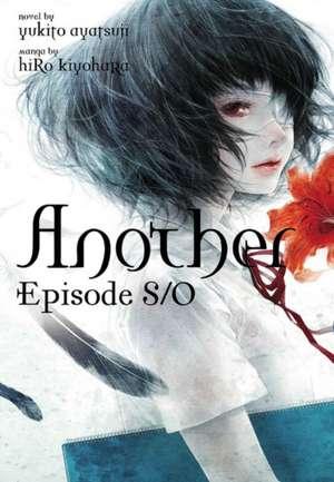 Another Episode S / 0 (light novel) imagine