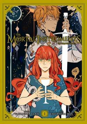 The Mortal Instruments: The Graphic Novel, Vol. 1 de Cassandra Clare