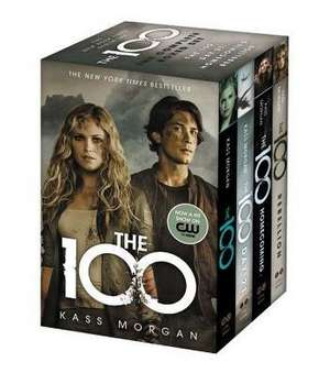 The 100 Complete Boxed Set de Kass Morgan