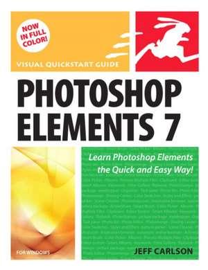 Photoshop Elements 7 for Windows de Jeff Carlson