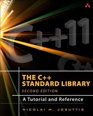 The C++ Standard Library imagine