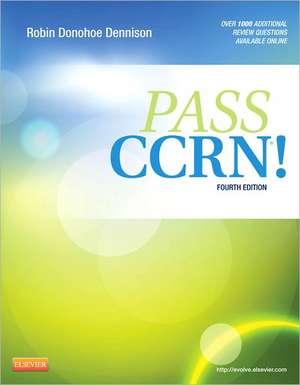 PASS CCRN®!