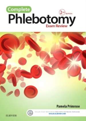 Complete Phlebotomy Exam Review imagine